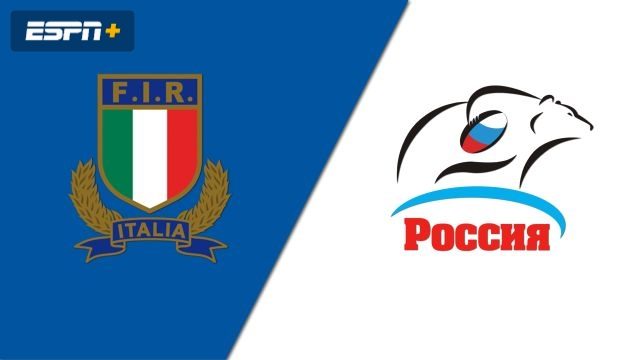 Italy vs. Russia (International Rugby)