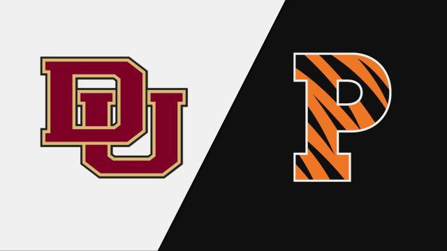#9 Denver vs. Princeton (M Lacrosse)