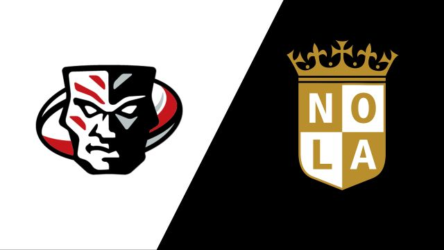 Utah Warriors vs. NOLA Gold (Major League Rugby)