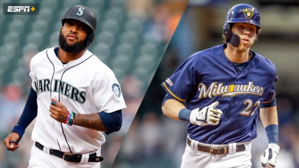 Seattle Mariners vs. Milwaukee Brewers