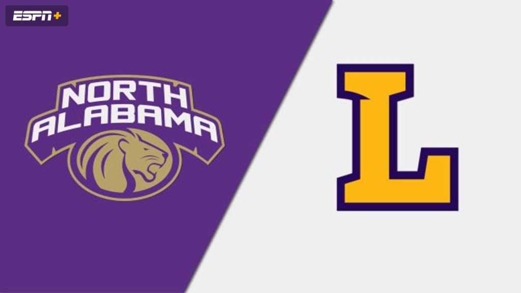 North Alabama vs. Lipscomb (W Volleyball)