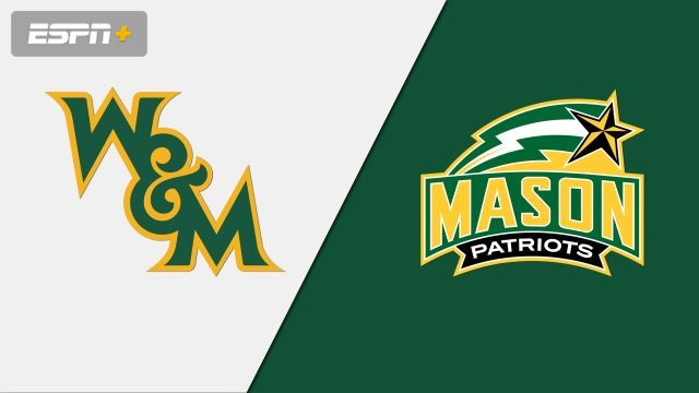 William & Mary vs. George Mason (W Volleyball)