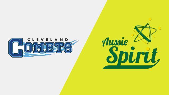 Cleveland Comets vs. Aussie Spirit
