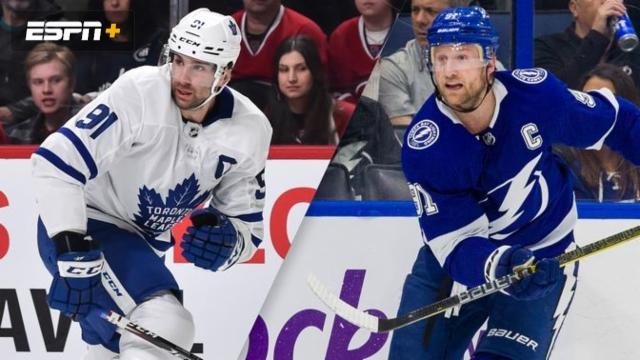 Toronto Maple Leafs vs. Tampa Bay Lightning