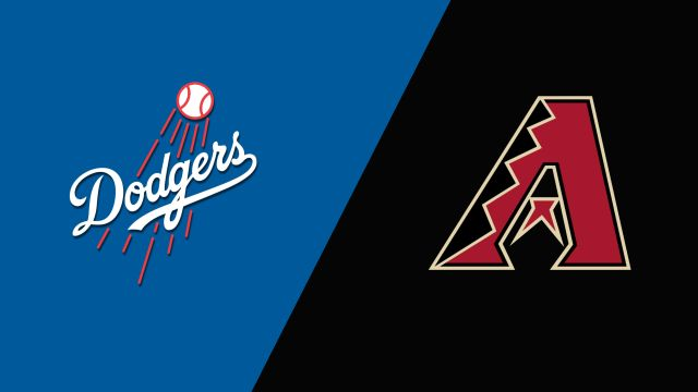 Los Angeles Dodgers vs. Arizona Diamondbacks