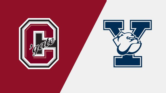 Colgate vs. Yale (M Hockey)