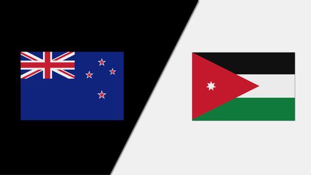 New Zealand vs. Jordan (FIBA World Cup Qualifier)
