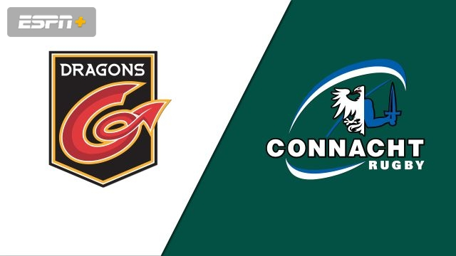 Connacht vs. Dragons (Guinness PRO14 Rugby)