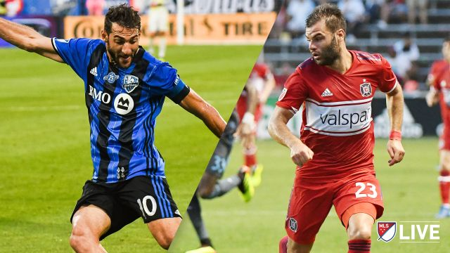 In Spanish-Chicago Fire vs. Montreal Impact