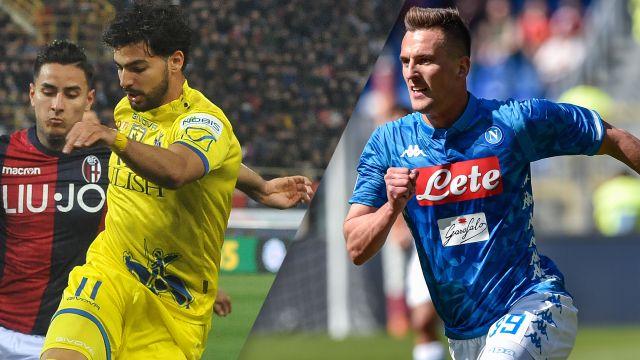 Chievo vs. Napoli (Serie A)