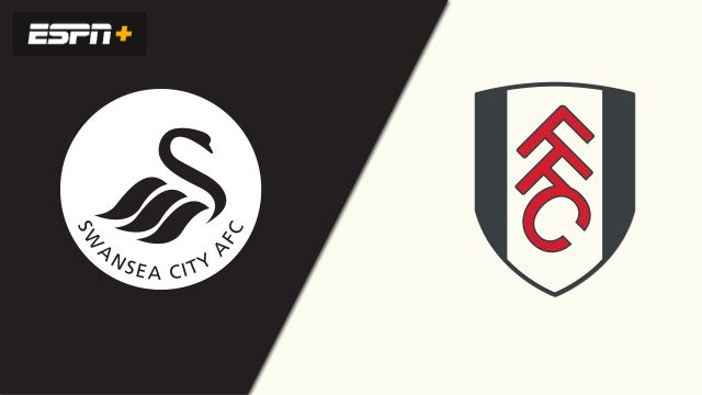 Swansea City vs. Fulham (English League Championship)