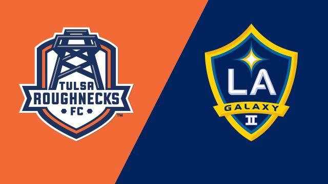 Tulsa Roughnecks FC vs. LA Galaxy II