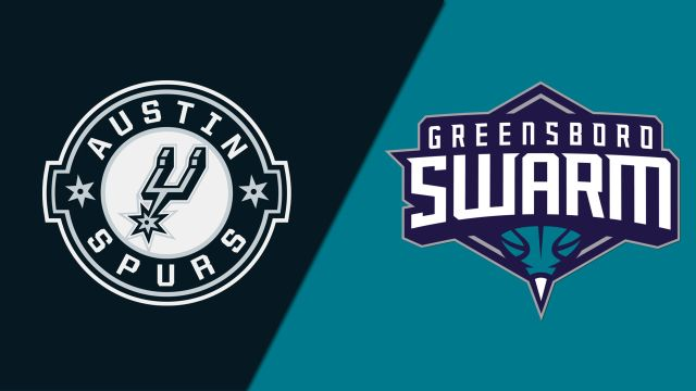 Austin Spurs vs. Greensboro Swarm