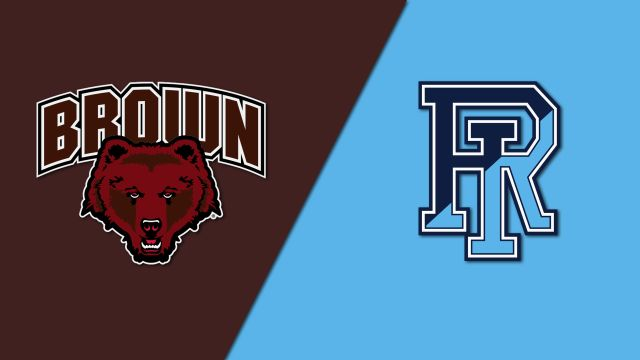 Brown vs. Rhode Island (M Soccer)
