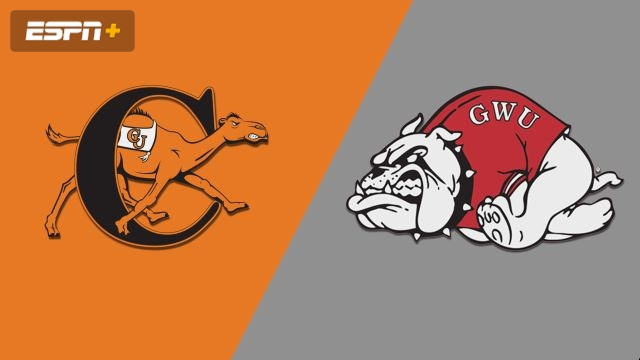 Campbell vs. Gardner-Webb (Football)