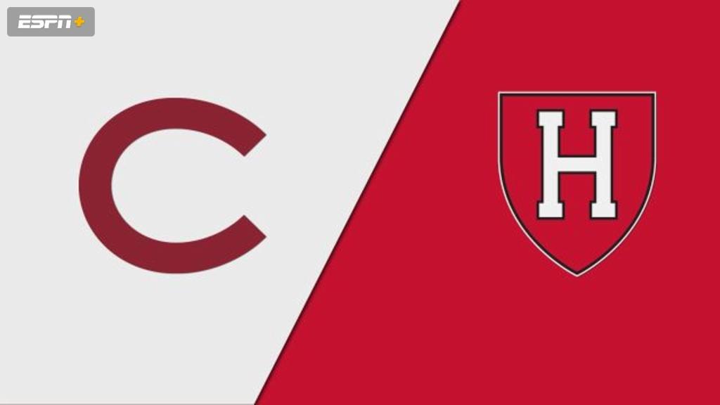 Colgate vs. #9 Harvard (M Hockey)