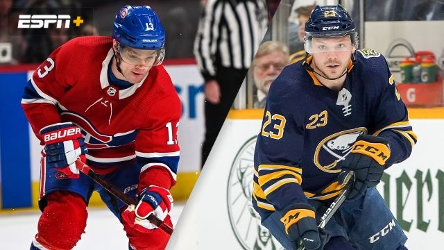 Montreal Canadiens vs. Buffalo Sabres