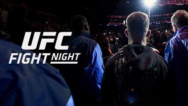 UFC Fight Night Pre-Show