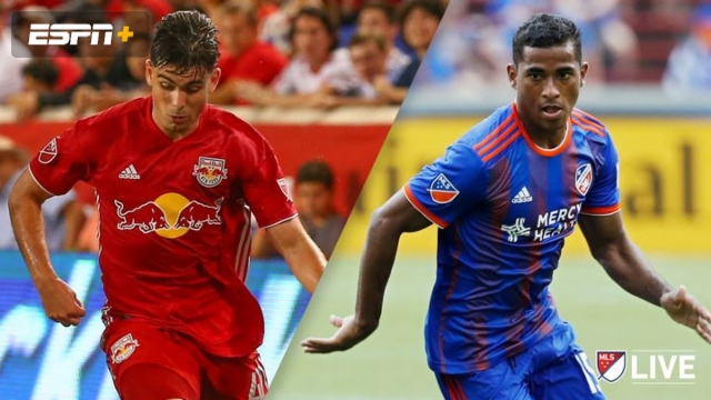 In Spanish-New York Red Bulls vs. FC Cincinnati (MLS)