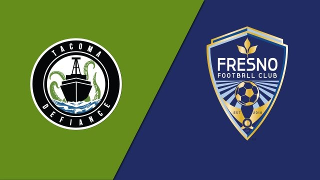 Tacoma Defiance vs. Fresno FC (USL Championship)