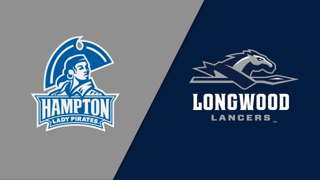 Hampton vs. Longwood (W Basketball)