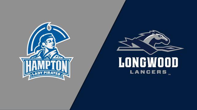 Hampton vs. Longwood (W Basketball)
