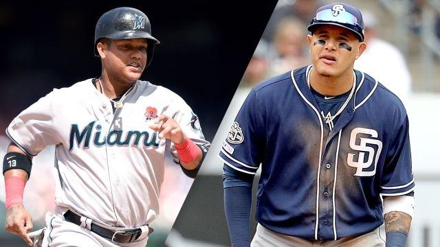 Miami Marlins vs. San Diego Padres