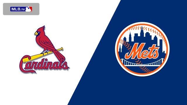 St. Louis Cardinals vs. New York Mets