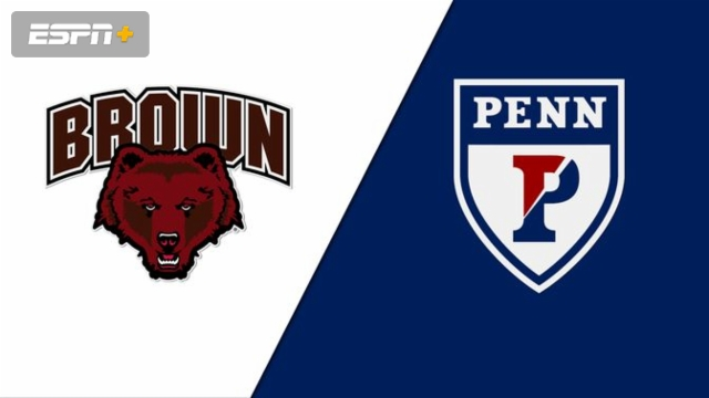 Brown vs. Pennsylvania (W Basketball)