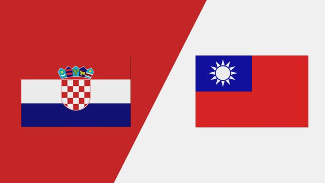 Croatia vs. Chinese Taipei (2018 FIL World Lacrosse Championships)