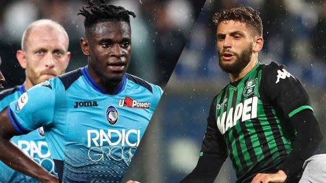 Atalanta vs. Sassuolo (Serie A)
