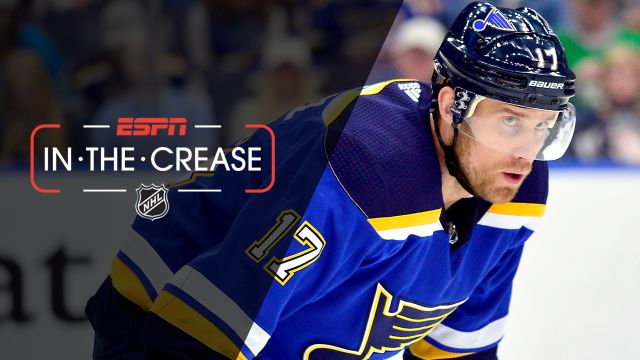 Sun, 4/21 - In the Crease: Blues look to close out Jets