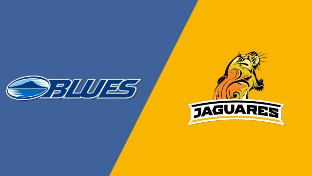 Blues vs. Jaguares (Super Rugby)