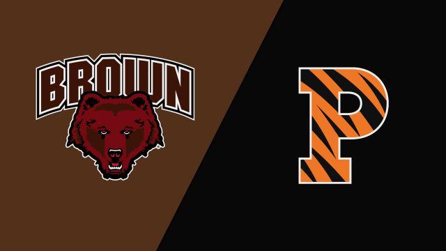 Brown vs. Princeton (Football)