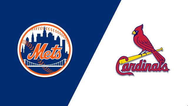 New York Mets vs. St. Louis Cardinals
