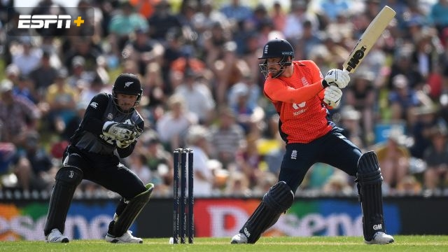 New Zealand vs. England (4th T20)
