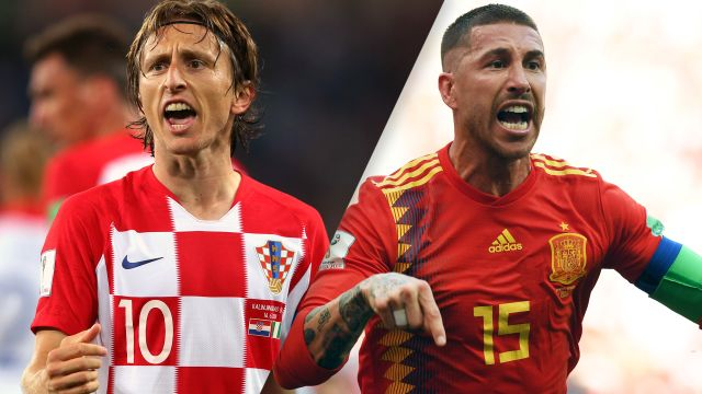 Croatia vs. Spain (UEFA Nations League)