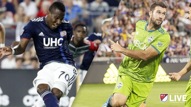 New England Revolution vs. Seattle Sounders FC