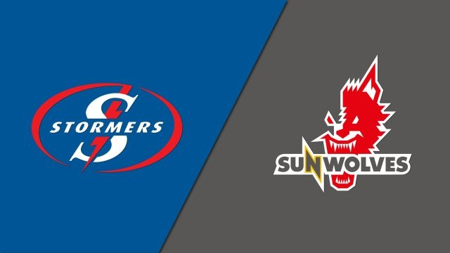 Stormers vs. Sunwolves (Super Rugby)