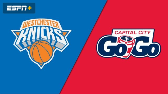 Westchester Knicks vs. Capital City Go-Go