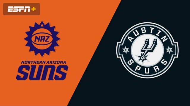 Northern Arizona Suns vs. Austin Spurs