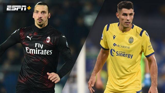 AC Milan vs. Hellas Verona (Serie A)