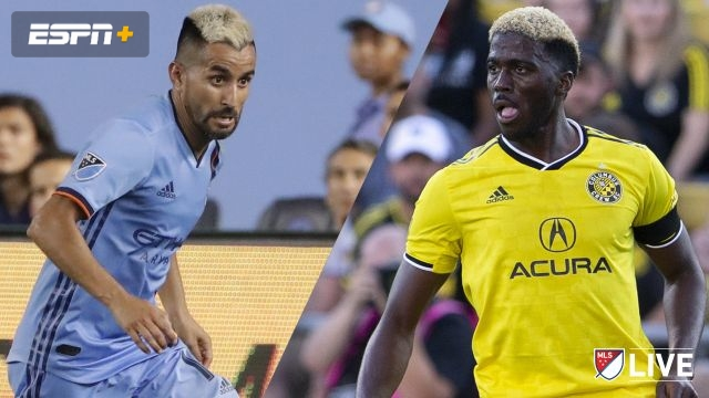 New York City FC vs. Columbus Crew SC (MLS)