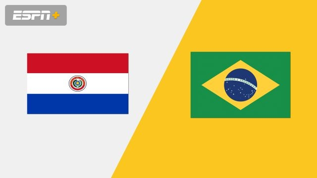 Paraguay vs. Brazil (Group Phase)