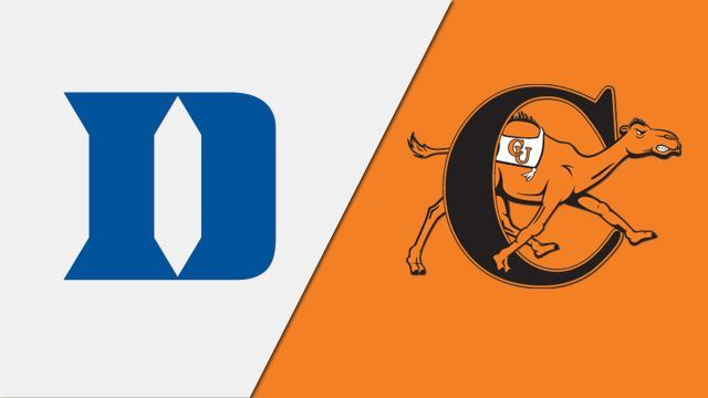 #13 Duke vs. Campbell (W Lacrosse)