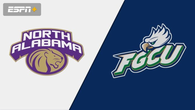 North Alabama vs. Florida Gulf Coast (M Basketball)