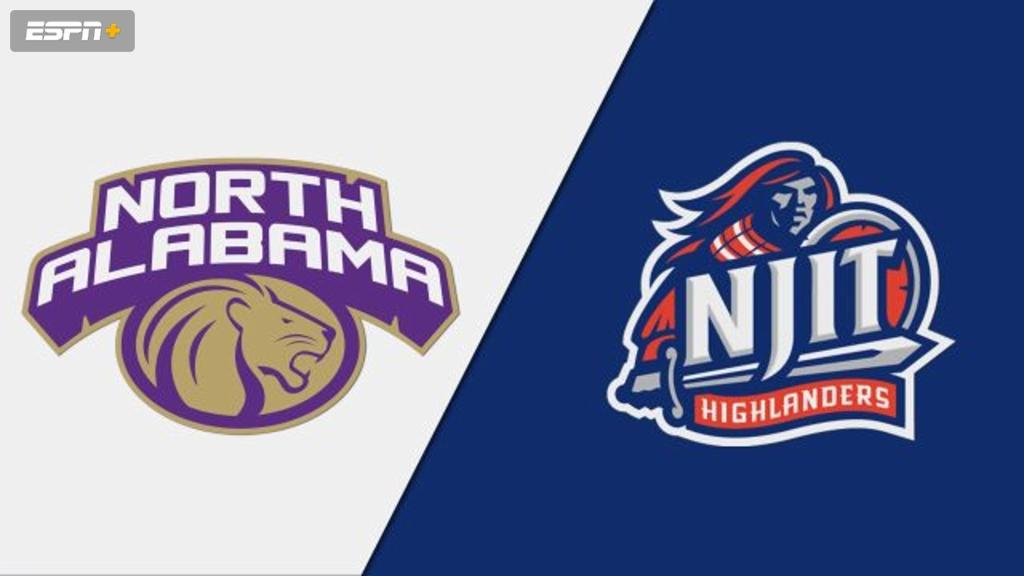 North Alabama vs. NJIT (M Basketball)
