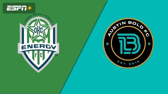 OKC Energy FC vs. Austin Bold FC (USL Championship)