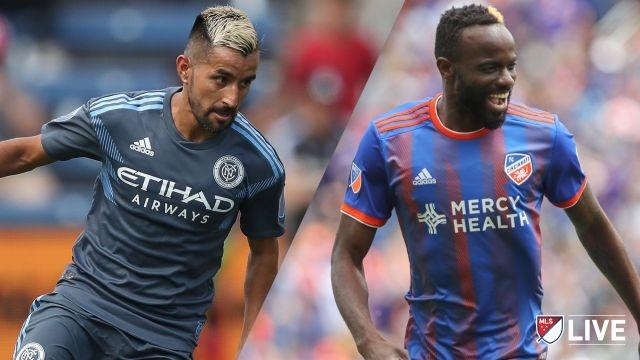 New York City FC vs. FC Cincinnati (MLS)