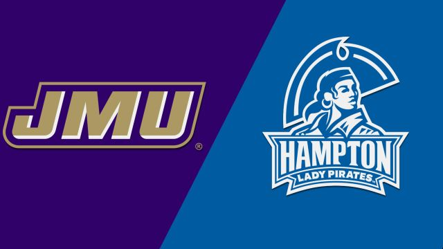 James Madison vs. Hampton (W Basketball)